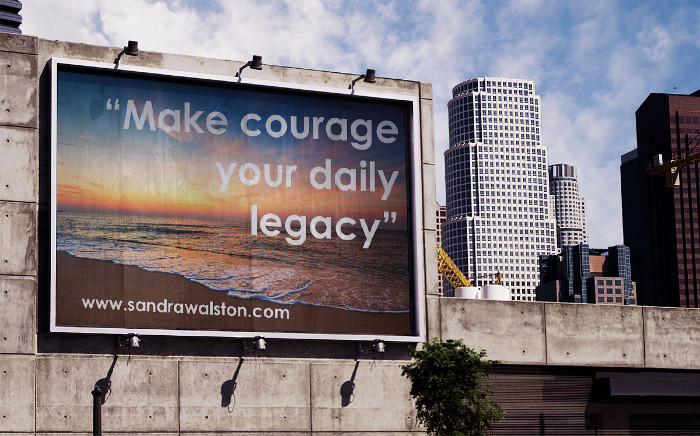 BillboardMakeCourage