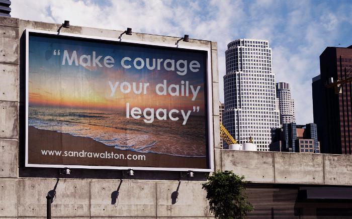BillboardMakeCourage